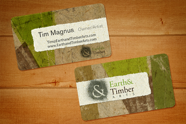 Brad Magnus Design 187 Earth And Timber Arts