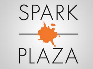 Spark Plaza Identity
